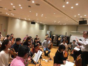 12/16 東京フルトヴェングラー研究会 定期演奏会に出演しました